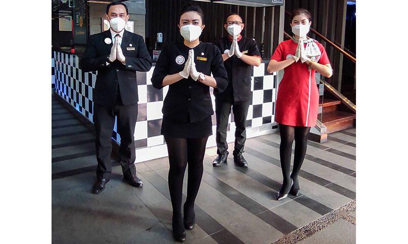 Seluruh Karyawan dan Manajemen Swiss-Belhotel Mangga Besar Jakarta Telah Mendapatkan Vaksinasi Lengkap
