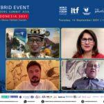 Global Tourism Forum 2021 Digelar di Indonesia Secara Hybrid