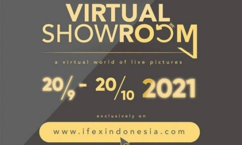 IFEX Virtual Showroom Memiliki Pembeli Aktif dari 10 Negara