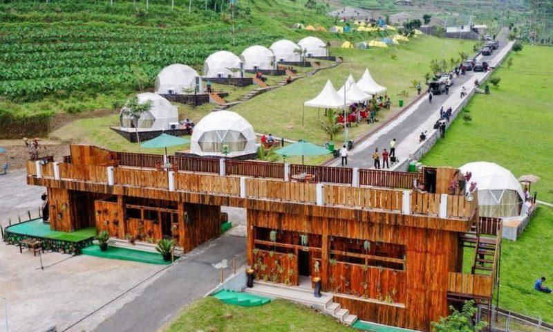 Toilet Wisata yang Bersih dan Ramah Disabilitas Hadir di Lembah Indah Kabupaten Malang