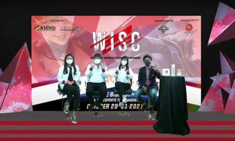 Final Wonderful Indonesia Srikandi Championship Digelar Pada 31 Oktober 2021